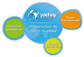 universidad Yachay Ecuador noticias